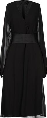 Atos Lombardini 3/4 length dresses - Item 34968389KI