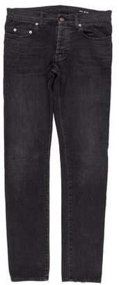 Saint Laurent D01 Skinny Jeans