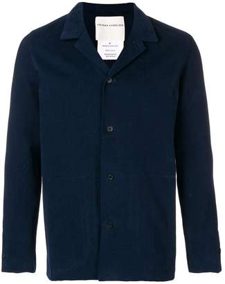 Stephan Schneider button-down shirt jacket