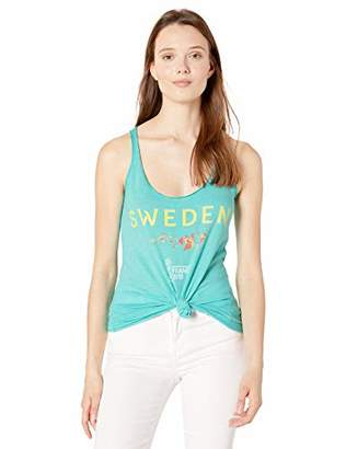 Fifth Sun Officially Licensed FIFA Sweden Junior's Racerback Tank