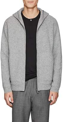 Theory Men's Cashmere Zip-Front Hoodie