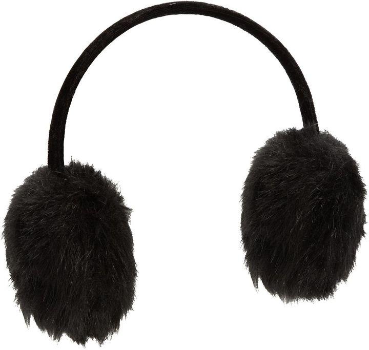 Faux Fur Ear Muff