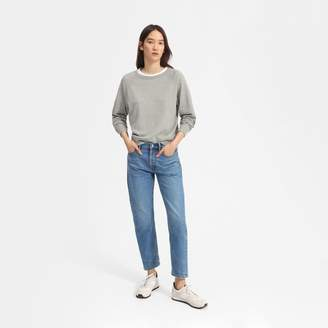 Everlane The Lightweight French Terry Crew