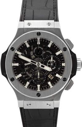 Hublot Pre-Owned 44mm Areo Big Bang Chronograph Watch