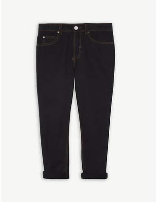 Stella McCartney Brady stitch-detail jeans 4-16 yeats