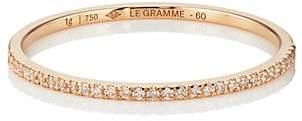 Le Gramme Men's Le 1 Wedding Ring