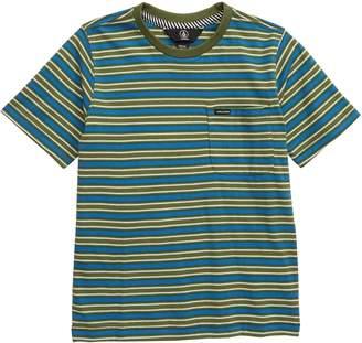34368c93 Volcom Green Boys' Tops - ShopStyle