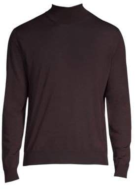 Corneliani Wool Turtleneck Sweater