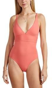 Eres Women's Larcin One-Piece Swimsuit - Peach