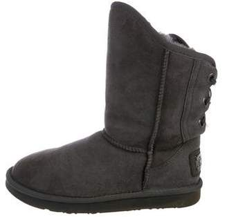 Australia Luxe Collective Suede Ankle Boots