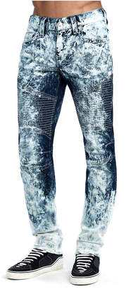 True Religion SKINNY FIT MOTO JEAN