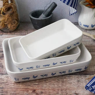 Lucy Green Designs 'Farm Animals' Oven Dishes