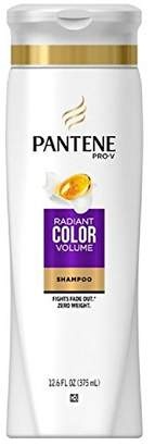 Pantene Radiant Color Volume Shampoo 12.6 oz (Pack of 9)