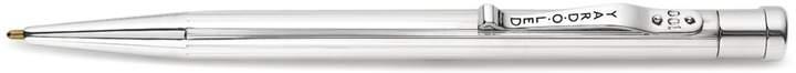 Northumberland Ballpoint Pen, Silver