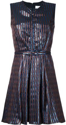 Carven striped sleeveless dress