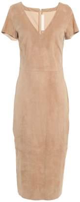 Drome 3/4 length dresses