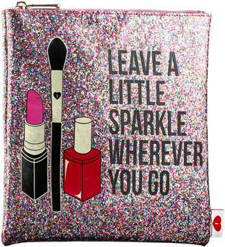Sephora Leave A Little Sparkle Wherever You Go Clutch