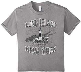 Long Island NY Montauk Lighthouse Tee Shirt