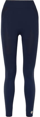 Tory Sport Stretch-jersey Leggings - Navy