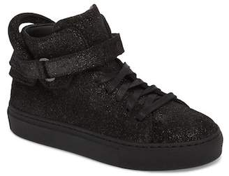 Buscemi Gleam High Top Sneaker (Toddler & Little Kid)