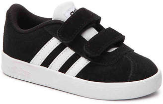 adidas Court 2 Toddler Sneaker - Boy's