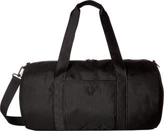 Fred Perry Men's Tonal Track Barrel Bag
