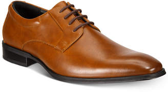 Alfani Men's Andrew Plain-Toe Derby Oxfords, Created for Macy's Men's Shoes