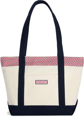 Vineyard Vines Holiday Anchors Classic Tote