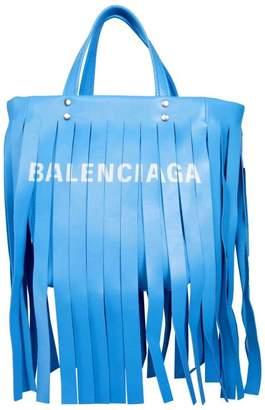Balenciaga Laundry Cabas Xs Tote