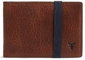 Men's Trask Leather Money Clip Wallet - Brown $100 thestylecure.com