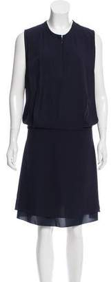 Acne Studios Sleeveless Silk Dress