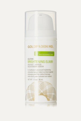 Goldfaden Brightening Elixir, 30ml - one size