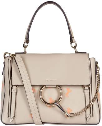 Chloé Small Faye Horse Day Bag