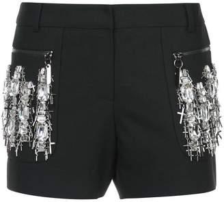 Thomas Wylde Prism shorts