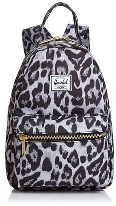 Herschel Nova Mini Snow Leopard Backpack