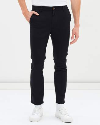 Tyler Skinny Fit Stretch Chinos