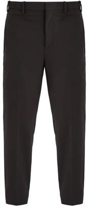 Neil Barrett Slim-fit low-rise trousers