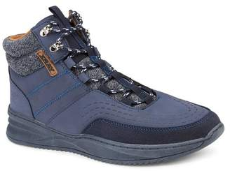 X-Ray XRAY Luke Almond Toe Lace-Up Boot