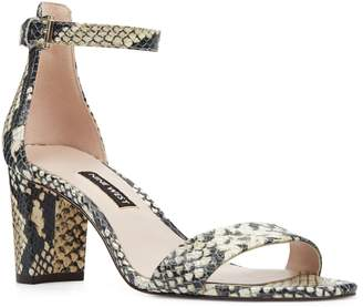 Nine West Pruce Ankle Strap Sandal