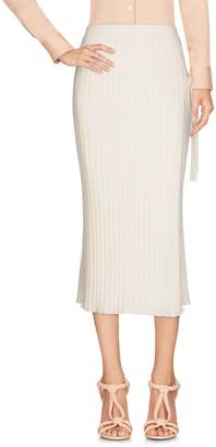 Helmut Lang 3/4 length skirts