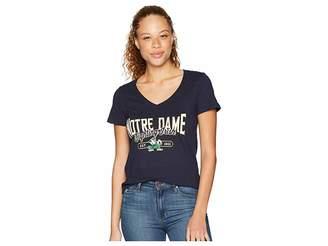 Champion College Notre Dame Fighting Irish University V-Neck Tee