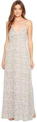 O'Neill - Deena Maxi Dress Women's Dress $59.50 thestylecure.com