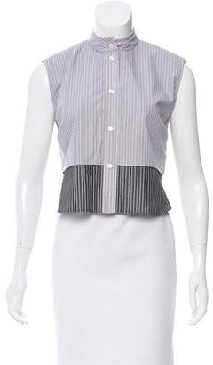 Tome Dickie Pinstripe Top