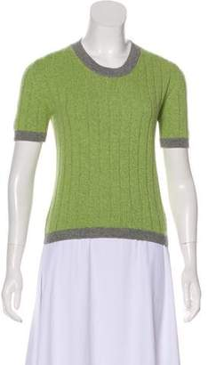 Chanel Cashmere Top
