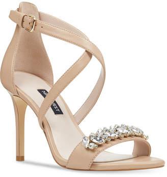 Nine West Mikhaila Evening Sandals Women's Shoes