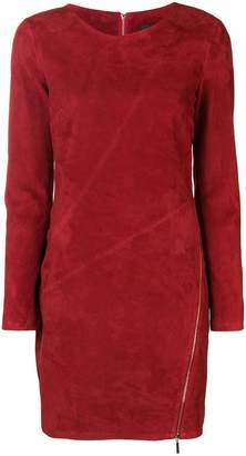 DAY Birger et Mikkelsen Arma side zip fitted mini dress