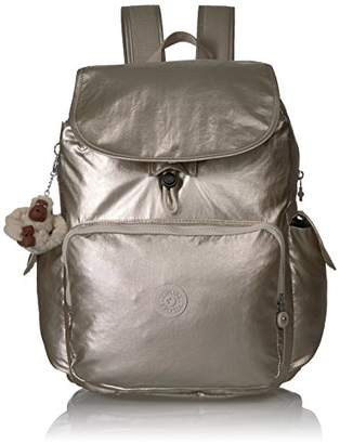 Kipling Women's Zax Metallic Diaper Backpack