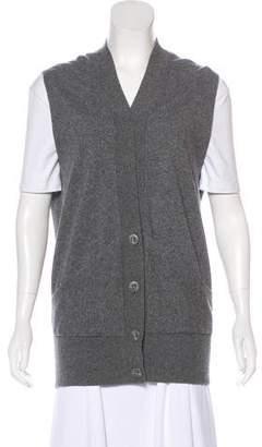 Vince Cashmere Knit Sweater Vest