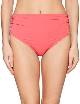 Vince Camuto Women's Convertible High Waist Bikini Bottom Swimsuit