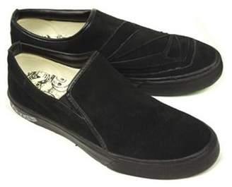 Volcom Vs1 Creedler Black/black Slip-On Shoe 08 Child